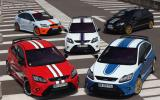 Ford Focus RS 'Le Mans' editions