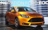 Paris motor show: new Ford Focus ST