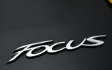 Ford Focus badging