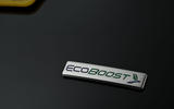 Ford Focus Ecoboost badging