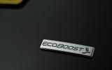 Ford Focus Ecoboost badging