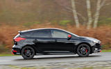 Ford Focus side profile