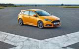 4.5 star Ford Focus ST