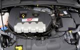2.0-litre Ford Focus ST engine