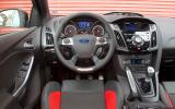 Ford Focus ST dashboard