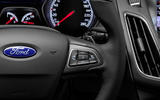 Ford Focus ST paddle shifters