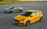 Ford Focus ST duo