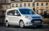 Ford Grand Tourneo Connect first drive review