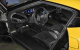 Ford GT dashboard