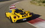 Ford GT rear cornering