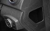 Ford Ka+ cubby holes