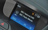 Ford Ka+ SYNC infotainment system