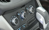 Ford Kuga climate controls