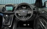Ford Kuga dashboard