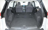 Ford Kuga extended boot space