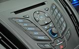 Ford Kuga infotainment