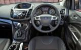 Ford Kuga dashboard