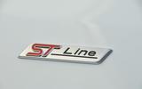 Ford Kuga ST Line badging
