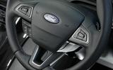 Ford Kuga steering wheel