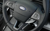 Ford Kuga steering wheel