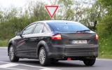 Revised Ford Mondeo spied