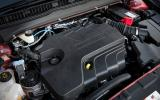 2.0 Duratec engine in the Ford Mondeo