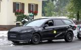 New Ford Mondeo spied testing