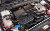 2.0-litre Ford Mondeo hybrid petrol engine