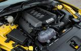 5.0-litre V8 Ford Mustang engine