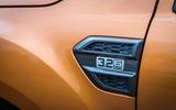 Ford Ranger 3.2-litre engine badging