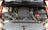 2.2-litre Ford Ranger diesel engine