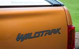 Ford Ranger Wildtrak badging