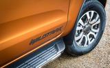 Ford Ranger titanium side steps