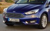 Ford Focus front end