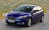 1.5-litre Ecoboost Ford Focus