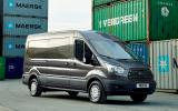 4.5 star Ford Transit