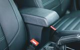 Ford Ecosport armrest