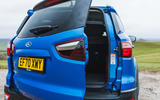 Ford Ecosport bootopening
