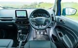 Ford Ecosport dash