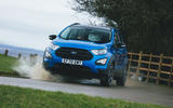 Ford Ecosport frontcorner