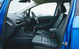 Ford Ecosport frontrow