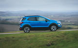 Ford Ecosport pan