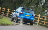 Ford Ecosport rearcorner