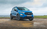 Ford Ecosport static