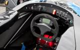 Formula Ford dashboard