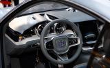 Frankfurt motor show 2013: Volvo Concept Coupe