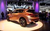 Frankfurt motor show 2013: Infiniti Q30