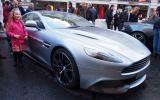 Regent Street motor show - picture special