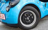 Murray T27 steel wheel