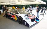 Goodwood Festival of Speed 2013: Peugeot 208 T16 Pikes Peak